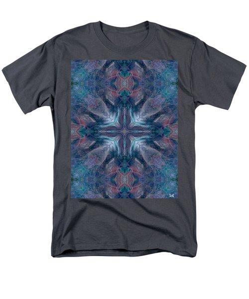 Cross Of Mentors Men's T-Shirt  (Regular Fit) by Maria Watt