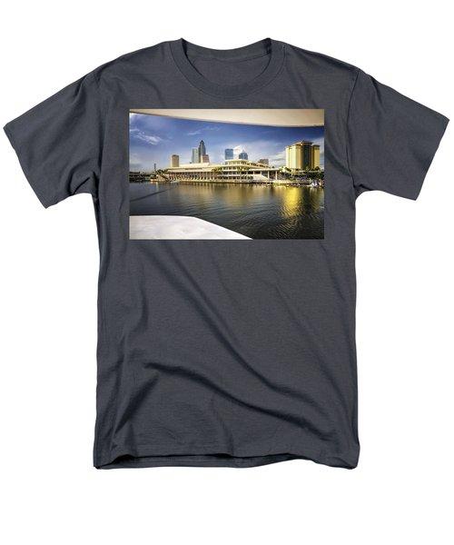 Cruising To Tampa In Hdr Men's T-Shirt  (Regular Fit)