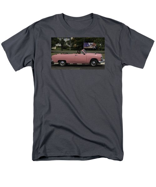 Cuba Car 5 Men's T-Shirt  (Regular Fit) by Will Burlingham