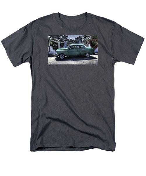 Cuba Car 8 Men's T-Shirt  (Regular Fit) by Will Burlingham