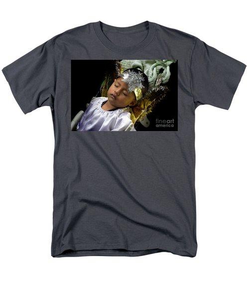 Cuenca Kids 781 Men's T-Shirt  (Regular Fit) by Al Bourassa