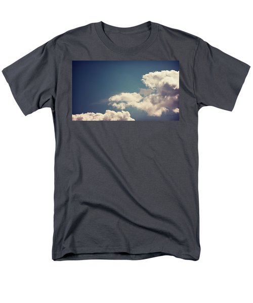 Men's T-Shirt  (Regular Fit) featuring the photograph Cumulus by Joseph Westrupp