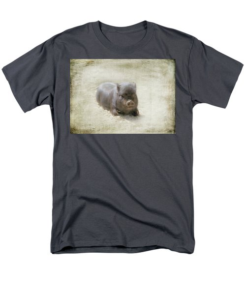 Cuteness Incarnate Men's T-Shirt  (Regular Fit) by Marilyn Wilson