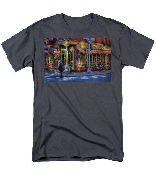Da Gennaro Men's T-Shirt  (Regular Fit) by Dyle Warren