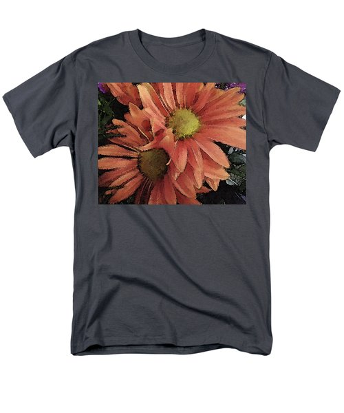Men's T-Shirt  (Regular Fit) featuring the photograph Daisy Bouquet by Donna G Smith