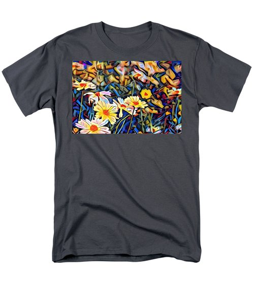 Men's T-Shirt  (Regular Fit) featuring the photograph Daisy Dream by Geri Glavis
