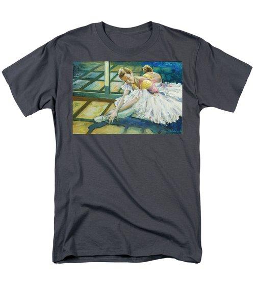 Dancer Men's T-Shirt  (Regular Fit) by Rick Nederlof