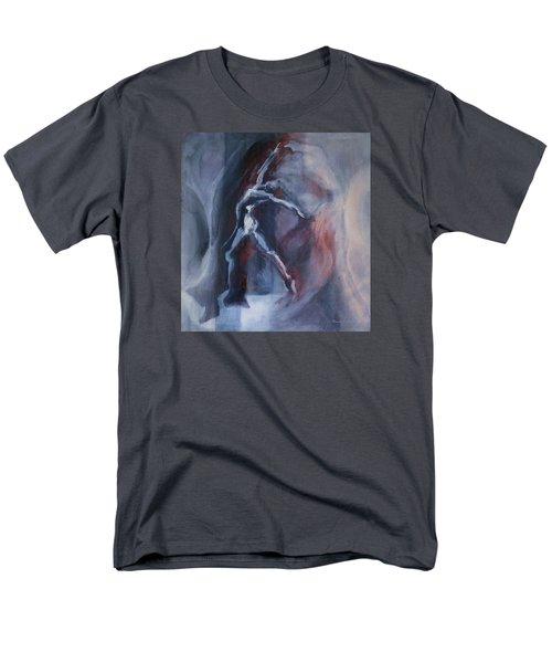 Dancing Figure Men's T-Shirt  (Regular Fit) by Denise Fulmer