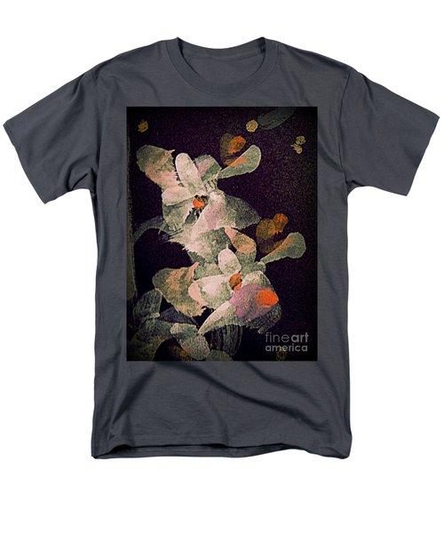 Dancing In The Dark Men's T-Shirt  (Regular Fit) by Nancy Kane Chapman