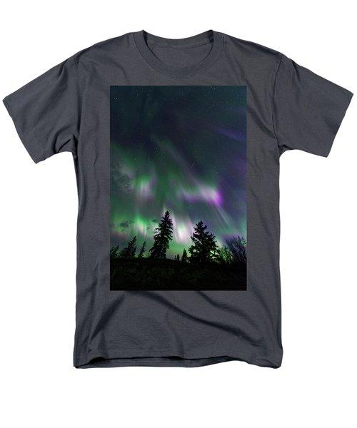 Dancing Lights Men's T-Shirt  (Regular Fit) by Dan Jurak