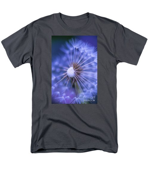Dandelion Wish Men's T-Shirt  (Regular Fit) by Alana Ranney