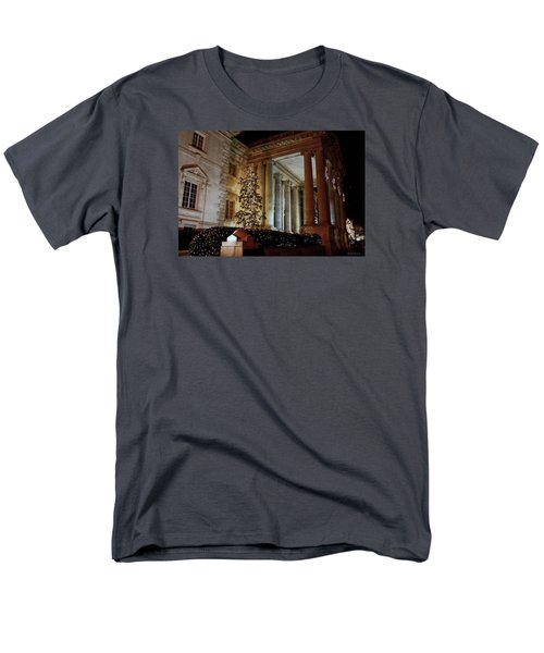 Dar Memorial Continental Hall Men's T-Shirt  (Regular Fit) by Suzanne Stout