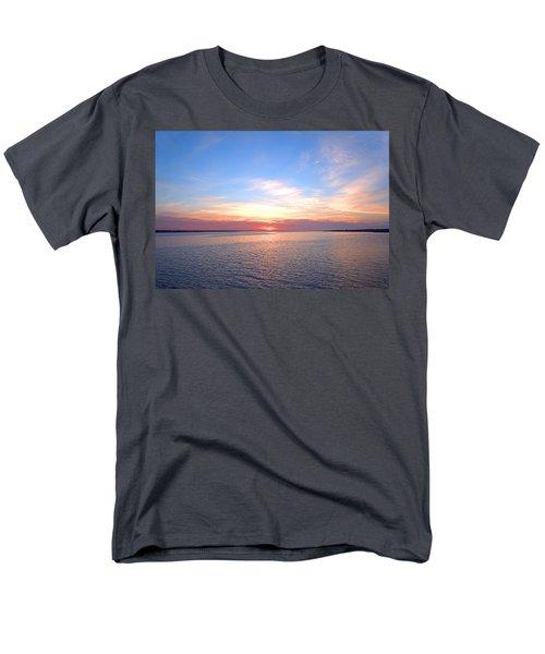 Dark Sunrise I I Men's T-Shirt  (Regular Fit) by  Newwwman