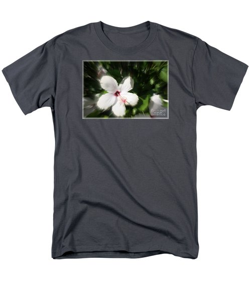Men's T-Shirt  (Regular Fit) featuring the photograph Dawns Flower Of The Morning by Sherri  Of Palm Springs