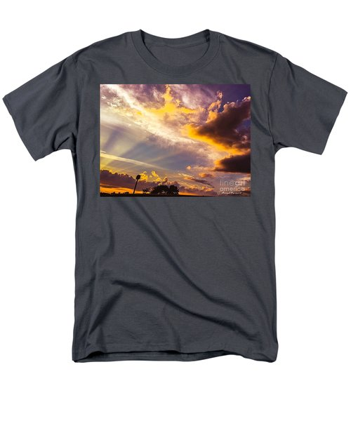 Daybreak Men's T-Shirt  (Regular Fit) by MaryLee Parker