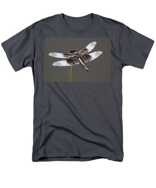 Dazzling Dragonfly Men's T-Shirt  (Regular Fit) by Sheila Brown