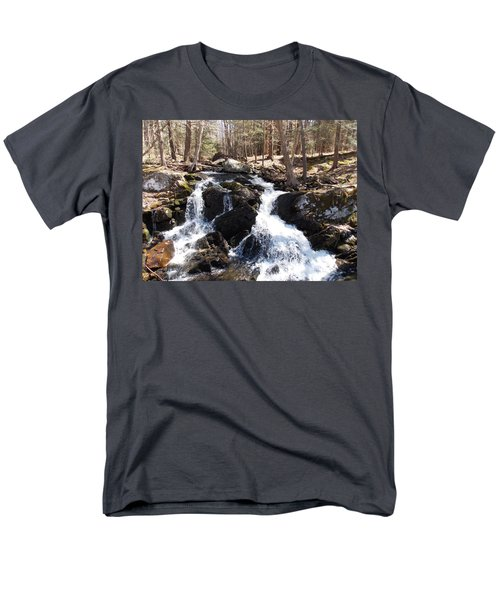 Deans Ravine Men's T-Shirt  (Regular Fit) by Catherine Gagne