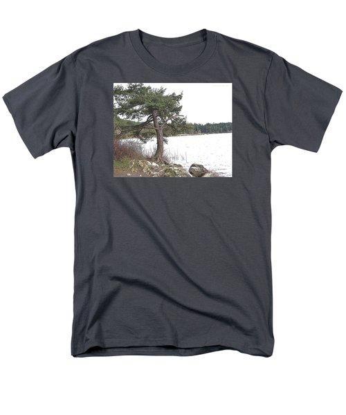 December Dancer Men's T-Shirt  (Regular Fit) by Tobeimean Peter