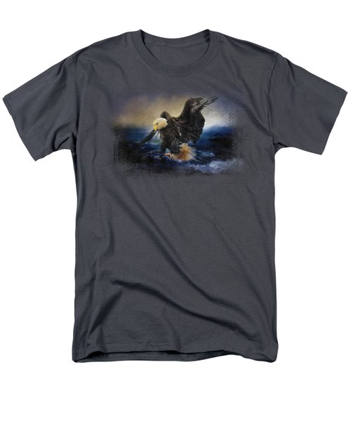 Deep Sea Fishing Men's T-Shirt  (Regular Fit) by Jai Johnson