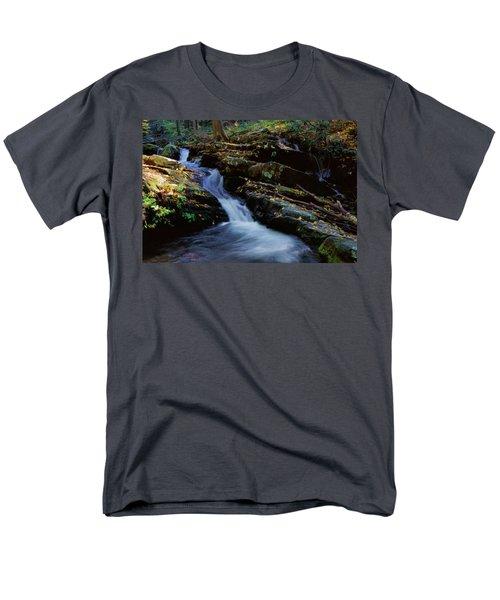 Delaware Water Gap 020 Men's T-Shirt  (Regular Fit) by Scott McAllister