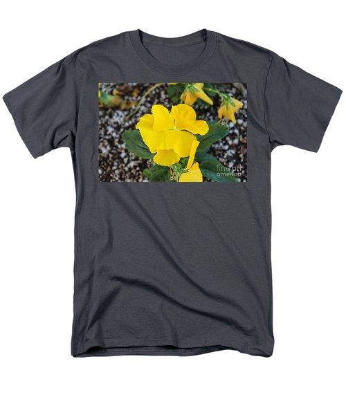 Desert Beauty Men's T-Shirt  (Regular Fit) by Roberta Byram