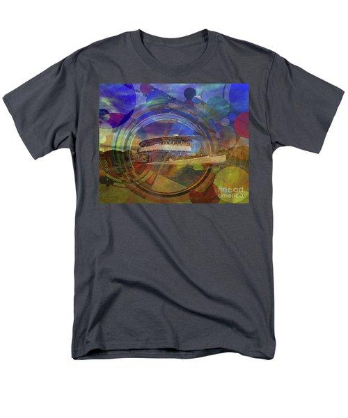 Desert Flower Men's T-Shirt  (Regular Fit)