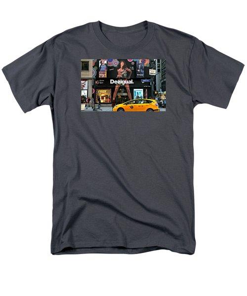 Desigual Men's T-Shirt  (Regular Fit) by Diana Angstadt