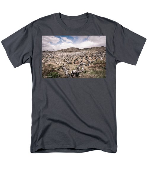 Men's T-Shirt  (Regular Fit) featuring the photograph Desolation by Andrew Matwijec