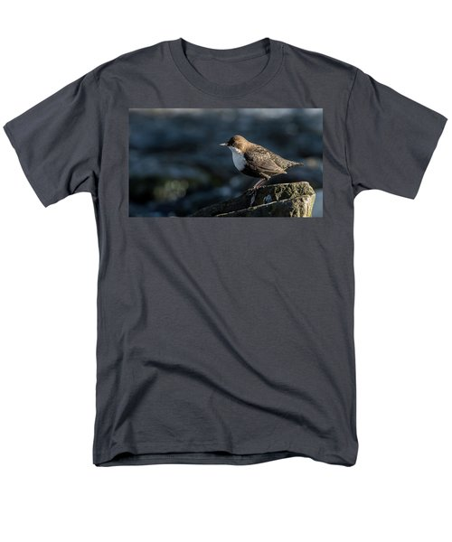 Men's T-Shirt  (Regular Fit) featuring the photograph Dipper by Torbjorn Swenelius