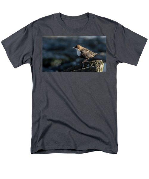 Dipper Men's T-Shirt  (Regular Fit) by Torbjorn Swenelius