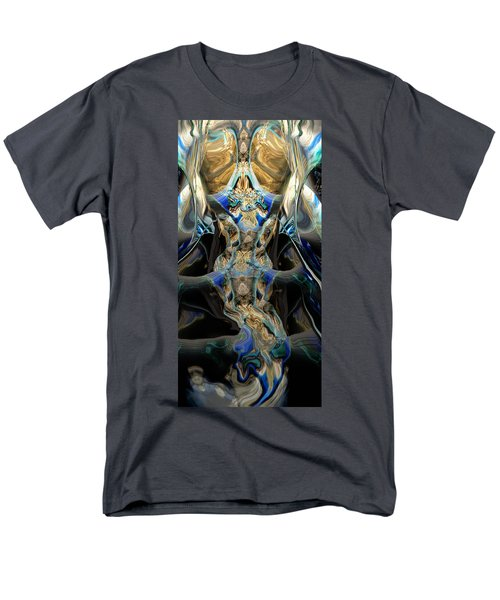 Discourse Of Course Men's T-Shirt  (Regular Fit) by Steve Sperry