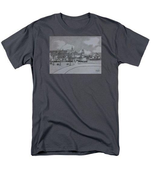 Disney's  Caribbean Beach  Men's T-Shirt  (Regular Fit)