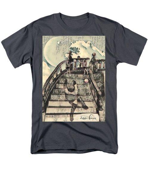 Dissociated Mother Men's T-Shirt  (Regular Fit) by Vennie Kocsis