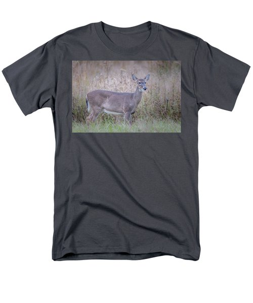 Men's T-Shirt  (Regular Fit) featuring the photograph Doe by Tyson Smith