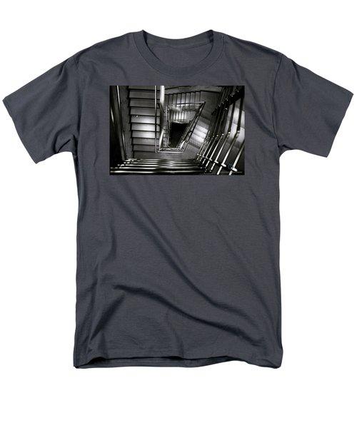 Don't Look Back  Men's T-Shirt  (Regular Fit) by Cesare Bargiggia
