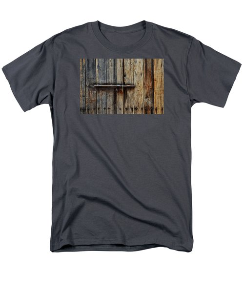Door Lock Men's T-Shirt  (Regular Fit)