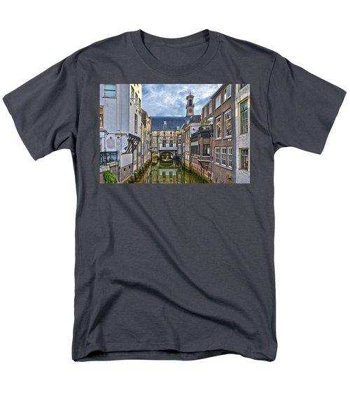 Dordrecht Town Hall Men's T-Shirt  (Regular Fit) by Frans Blok