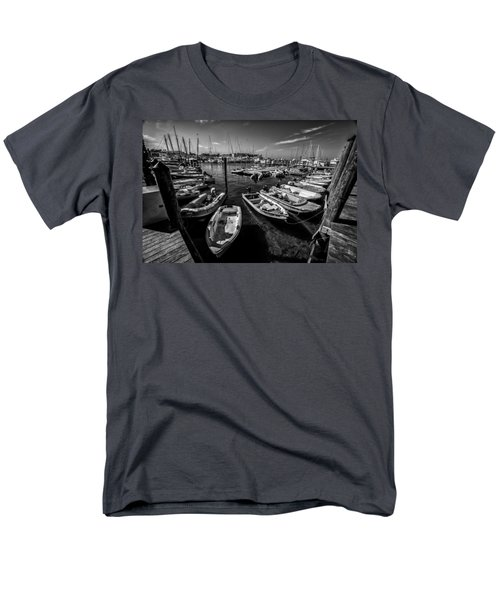 Dory Dock Men's T-Shirt  (Regular Fit) by Kevin Cable