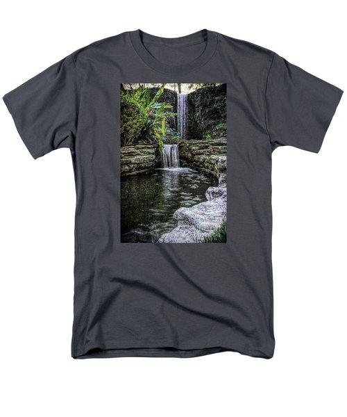 Double Drop Men's T-Shirt  (Regular Fit)