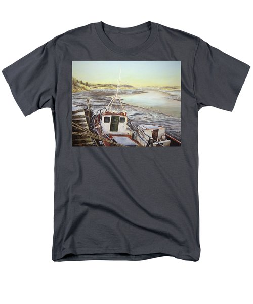 Down By The Docks Men's T-Shirt  (Regular Fit) by Marty Garland