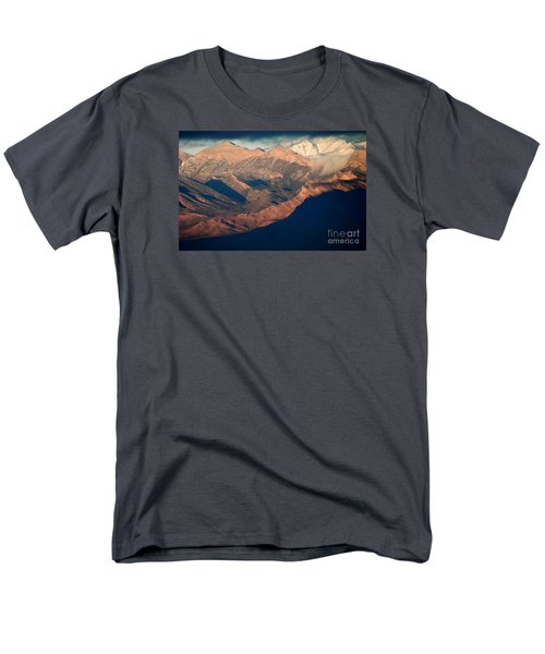 Down Into The Valley Men's T-Shirt  (Regular Fit)