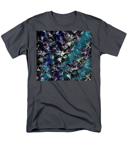 Men's T-Shirt  (Regular Fit) featuring the photograph Down The Rabbit Hole by Kathie Chicoine