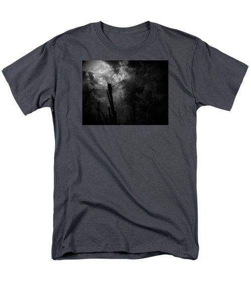 Dragon Noir Men's T-Shirt  (Regular Fit) by Tim Good