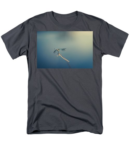 Men's T-Shirt  (Regular Fit) featuring the photograph Dragonlady by Shane Holsclaw