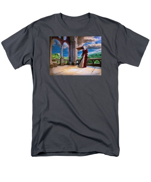 Dreams Of Heaven Men's T-Shirt  (Regular Fit) by Dave Luebbert