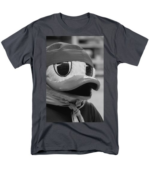 Men's T-Shirt  (Regular Fit) featuring the photograph Ducking Around by Laddie Halupa
