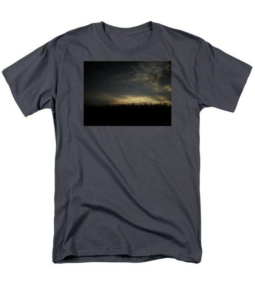 Dusk Men's T-Shirt  (Regular Fit) by Cynthia Lassiter