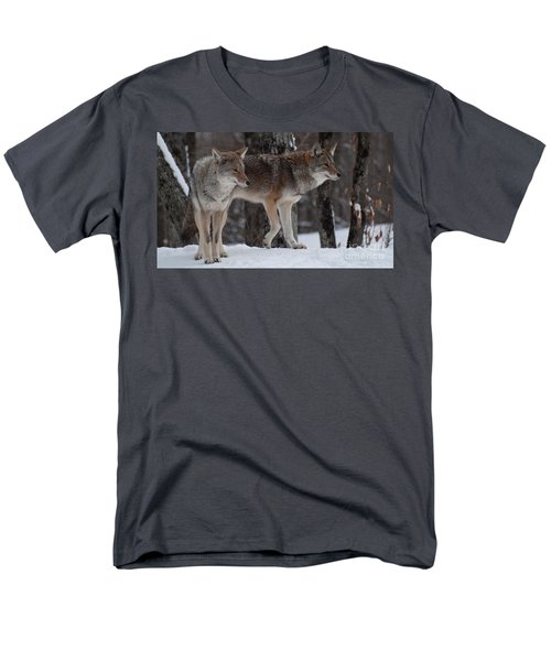 Men's T-Shirt  (Regular Fit) featuring the photograph Dynamic Duo by Bianca Nadeau