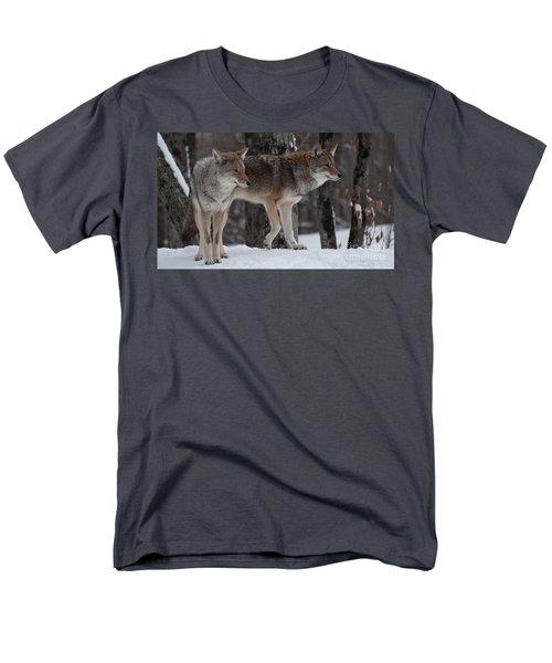Dynamic Duo Men's T-Shirt  (Regular Fit)