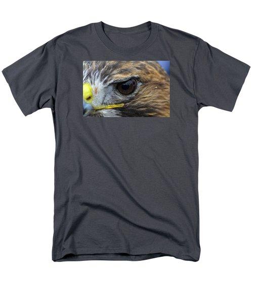 Eagle Eye Men's T-Shirt  (Regular Fit) by Rainer Kersten